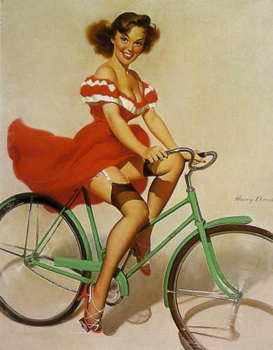 Cykelpige