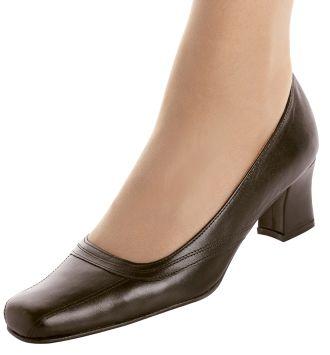Fodformede sko